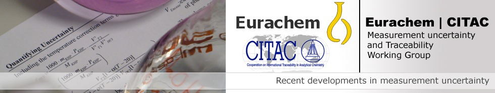 Eurachem | CITAC - Measurement Uncertainty and Traceability Working Group